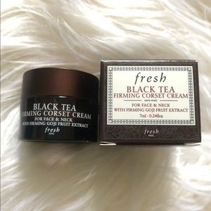 Fresh black tea firming corset cream 7ml